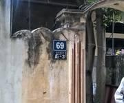 1 Bán 70m2 đất sổ đỏ  có nhà cấp 4  TT Khảo sát, cạnh trường ĐH Mỏ, ph Đức Thắng, B Từ Liêm, Hà Nội