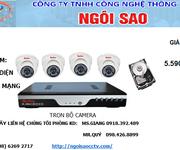Tư vấn thiết kế sửa chữa lắp đặt hệ thống camera giám sát các loại