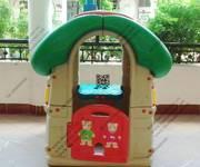 8 Nhà banh cho bé-Thiết bị mầm non-Khu vui chơi trẻ em