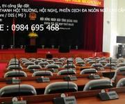 4 Bán thiết bị âm thanh hội trường, âm thanh hội thảo, phòng họp, cao cấp, chuyên nghiệp Shure DIS