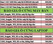 2 Chuyên: Nguồn CST; card màn hình nhiều loại....tại 112 Nam Hải
