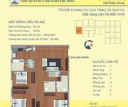 2 Udic mở bán dự án Udic Riverside 122 Vĩnh Tuy full nội thất nhận nhà ở ngay giá từ 25tr/m