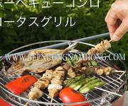 2 Bếp nướng than hoa   than củi   kiểu Nhật giá rẻ , hình thức đẹp , hiệu quả như bếp nướng Nam Hồng
