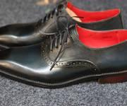 5 Giày cột dây công sở, giày tây nam cao cấp, giày da nam đẹp nhất hiện nay