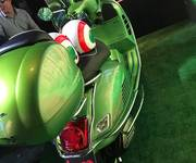 2 Vespa Super GTS Iget 2017 tại Ritavo