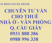 Nhà ngõ 12 Trần Quốc Hoàn ,DT 68m2 xây 5 Tầng, làm Văn phòng ,TT Đào Tạo...