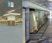 Cho thuê mặt bằng làm: Siêu thị, mầm non, cafe, văn phòng... Tại CC Capital Garden 102 Trường Chinh