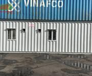 9 Bán và cho Thuê Container Văn Phòng, COntainer Kho, COntainer Lạnh