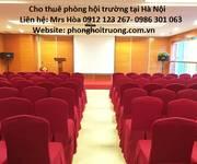 3 Cho thuê phòng học, phòng hội thảo tại Hà Nội