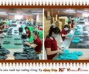 2 Sản xuất, gia công giày dép - Công ty giày dép Naturally Footwear NF, gia công theo mẫu
