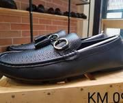 5 Giày da bò  buộc dây nam  giá tại xưởng