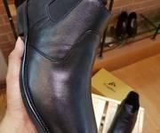 6 Giày da bò  buộc dây nam  giá tại xưởng