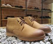 10 Giày da bò  buộc dây nam  giá tại xưởng