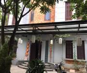 2 Biệt thự khu Nguyễn Khánh Toàn 140m2   xây dựng 85m2 x 4,5T - lô góc 3 mặt tiền - 40 triệu