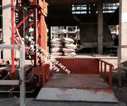 8 Máy cắt sắt, máy uốn sắt, máy trộn bê tông, vận thăng nâng hàng, tời kéo mặt đất, palang xich - hãng