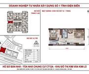 Chung cư Kim Văn - Kim Lũ, 1PN, giá chỉ 800tr