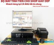 Trọn bộ máy tính tiền giá rẻ cho siêu thị mini, shop thời trang
