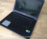 1 Laptop Dell 3443 - I7 5500u/Ram 4G/HDD 500G/Nvidia GT845m/ Tem FPT - Laptop Huỳnh Gia.