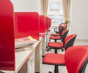 5 Cho thuê văn phòng đầy đủ đồ   dịch vụ giá chỉ từ 5tr/th khu phố Trần Thái Tông