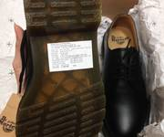 2 Dr Martens 1461 PW Smooth Black