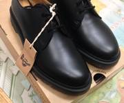 3 Dr Martens 1461 PW Smooth Black