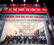 6 Showroom Mạnh Motor 152 PHẠM VĂN ĐỒNG chuyên mua bán,trao đổi xe côn tay thể thao...