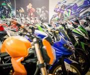 17 Showroom Mạnh Motor 152 PHẠM VĂN ĐỒNG chuyên mua bán,trao đổi xe côn tay thể thao...