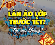 3 Đồng phục áo lớp, áo gia đình tại Đà Nẵng