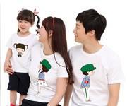 5 Đồng phục áo lớp, áo gia đình tại Đà Nẵng