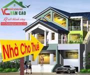 Cho thuê nhà 2 tầng mặt đường trên khu vực Cát Dài , Lê Chân - Hải Phòng
