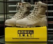 3 Giày swat combat cao cổ