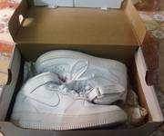 3 Giày nike air force all white