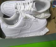 1 Giày Nike  air force 1 low all white chính hãng