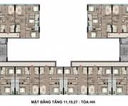 1 Bán căn hộ A1 chung cư 43 phạm văn đông. Diện tích: 69m2.