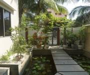1 Cho thuê biệt thự 5PN, có bể bơi,  nằm khu phố tây An Thượng, gần biển