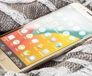 1 Điện thoại Moto E4 plus   vàng đồng
