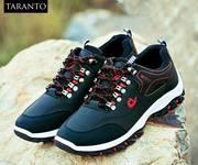 3 Giày thể thao nam TARANTO TRT-GTTN-02-DE  Màu đen
