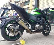 2 Bán Kawasaki Z 800 ABS xanh đen Hải quan chính ngạch