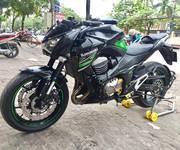 5 Bán Kawasaki Z 800 ABS xanh đen Hải quan chính ngạch