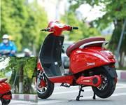 1 Xe điện vespa Napoli 2018 giảm giá chỉ còn 12trieu bh 3 năm tại Tổng kho xe điện Hà Nội
