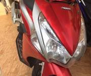 Xe air blade đỏ bạc fi đầu to đời 2011 giá 21tr500k xe 100% máy nguyên zin