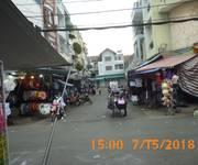 13 Bán nhà mặt tiền bên hông chợ Hạnh Thông Tây, Quang Trung, Gò Vấp, khu kinh doanh sầm uất