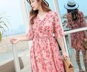 4 Váy đầm hàng Quảng Châu cao cấp tại Đà Nẵng