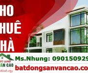 Cho thuê nhà chân cầu Niệm giá rẻ