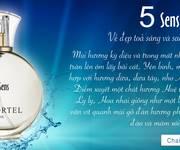 1 Nước hoa nữ Immortel  5Sens 60ml