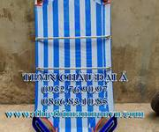 Giường cho bé mầm non GN04 - Vải lưới bọc nhựa cao cấp