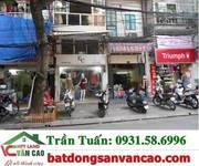 Cho thuê nhà mặt đường Tô Hiệu mặt tiền 8m diện tich 70m2