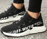 1 Giày thể thao nam/nữ off white mới 100 cực chất