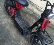1 Xe đạp điện bò điên giá 3tr600k