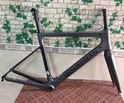 1 Khung sườn xe đạp đua,groupset,wheelset,phụ tùng xe đạp đua cao cấp